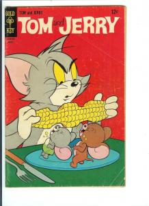 Tom and Jerry #241 - Silver Age - Aug. 1968 (VG)