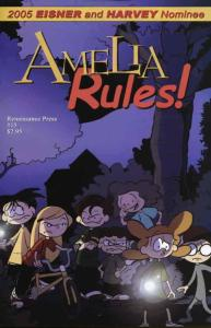 Amelia Rules #15 VF/NM; Renaissance | save on shipping - details inside
