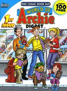 World of Archie Digest FCBD #1 VF/NM; Archie | save on shipping - details inside