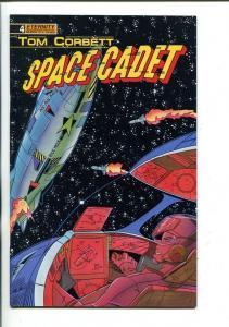 TOM CORBETT. SPACE CADET-NOV4-1990-ETERNITY-ORIGINAL STORIES-vf