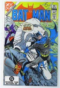 Batman (1940 series) #353, NM (Actual scan)