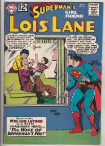 Lois Lane, Superman's Girlfriend  #34 (Jul-62) NM- High-Grade Superman, Lois ...