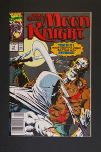 Moon Knight #14 May 1990