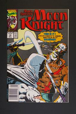 Moon Knight #14 May 1990