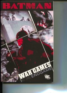 Batman: War Games Endgame Act Three-Ed Brubaker-TPB- trade
