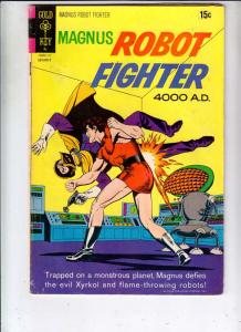 Magnus Robot Fighter #29 (Nov-71) FN Mid-Grade Magnus
