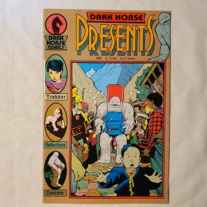 Dark Horse Presents 22 Very Fine- Cover by Paul Chadwick
