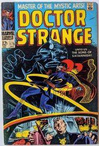 Doctor Strange #175 (1968)