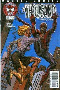 Spider-Man's Tangled Web #2, NM (Stock photo)