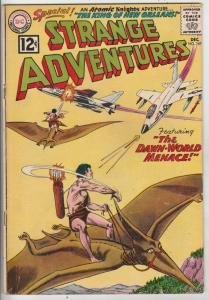 Strange Adventures #147 (Dec-62) FN Mid-Grade Atomic Knights