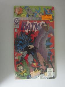 Batman (1993) SET:#492, 496, 8.0/VF