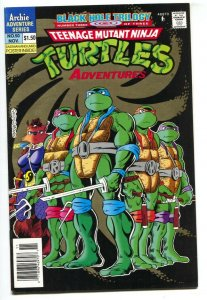 TEENAGE MUTANT NINJA TURTLES ADVENTURES #50 1993 Late issue-comic book