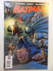 BATMAN # 664 MORRISON KUBERT