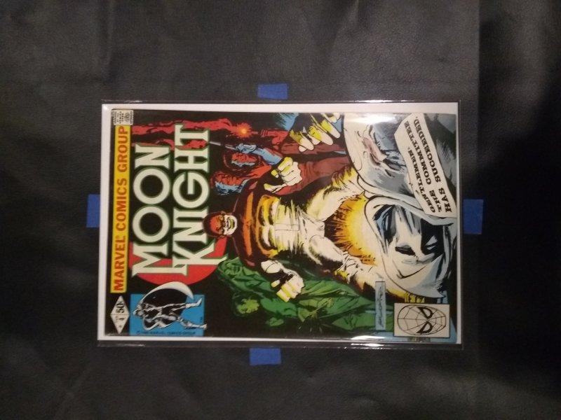 Moon Knight #4 NM (1981)