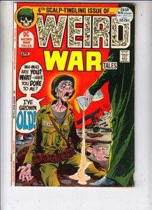 Weird War Tales #4 (Apr-72) VF/NM High-Grade
