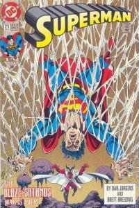 Superman (1987 series) #71, NM (Stock photo)