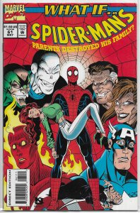 What If? (vol. 2, 1989) # 61 VF/NM Spider-Man, Busiek