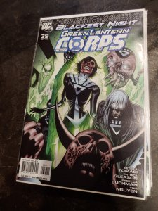 Green Lantern Corps #39 (2009)