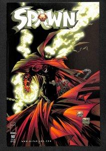 Spawn #90 (2000)