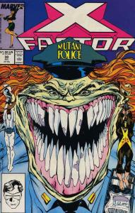 X-Factor #30 VF; Marvel | save on shipping - details inside