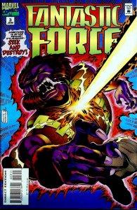Fantastic Force #3 (1995)