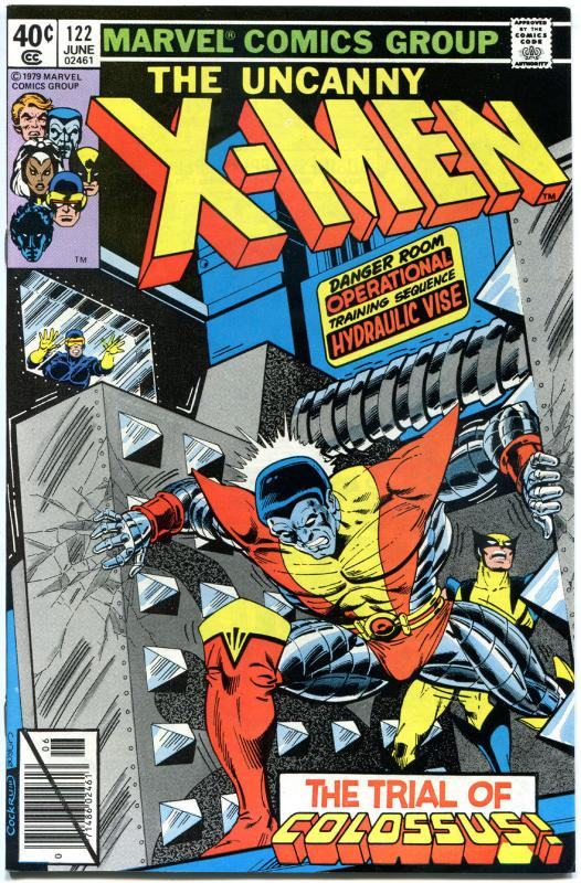 X-MEN #122, NM-, Wolverine, Claremont, John Byrne, Uncanny, 1963, more in store