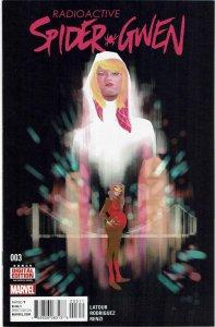 Spider-Gwen #3 (2016 v2) Jason Latour Spider-Woman NM