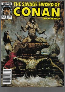 Savage Sword of Conan #127 (Marvel, 1986)
