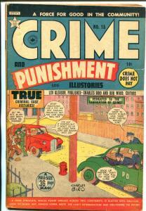 Crimes and Punishment #15 1950's-Superior-Canadian-violent-crime stories-G