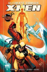 Ultimate X-Men (2nd Series) #1C FN; Marvel | save on shipping - details inside