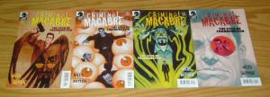 Criminal Macabre: the Eyes of Frankenstein #1-4 VF/NM complete series - niles