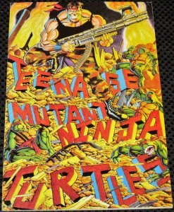 Teenage Mutant Ninja Turtles #34 (1990)