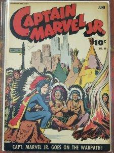 Captain Marvel Jr. #20 (3.0)