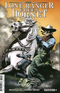 Lone Ranger Green Hornet, The #2A VF/NM; Dynamite | save on shipping - details i