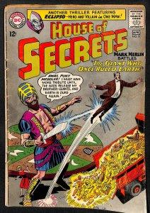 House of Secrets #71 (1965)