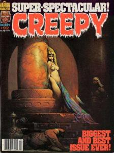 Creepy (1964 series) #92, VF- (Stock photo)
