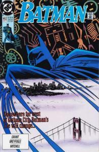 Batman (1940 series) #462, VF+