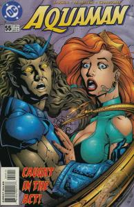 Aquaman (5th Series) #55 VF/NM; DC | save on shipping - details inside