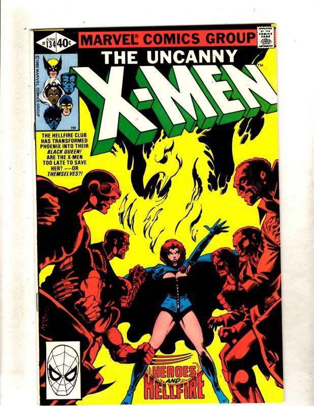 (Uncanny) X-Men # 134 NM Marvel Comic Book Wolverine Storm Cyclops Beast FM4