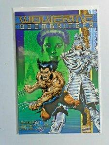 Wolverine Doombringer #1 8.0 VF (1997)