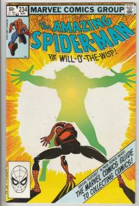 Amazing Spider-Man #234 (Nov-82) NM/NM- High-Grade Spider-Man