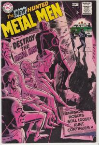 Metal Men #33 (Sep-68) VF/NM High-Grade Metal Men (Led, Tina, Tin, Gold, Merc...
