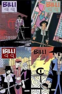 BILLI 99 (1991 DH) 1-4  TIM SALE  the COMPLETE series!