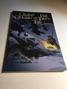 Courtney Crumrin And The Fire Theif's Tale Tpb Nm Near Mint Oni Press