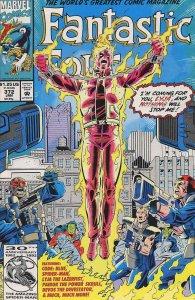 Fantastic Four (Vol. 1) #372 VF; Marvel | save on shipping - details inside