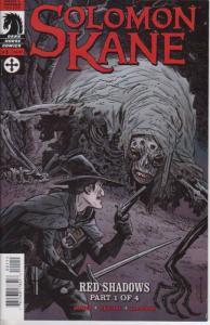 Solomon Kane: Red Shadows #1 VF/NM; Dark Horse | save on shipping - details insi