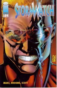 Stormwatch #15 FN; Image   save on shipping - details inside