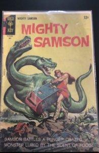 Mighty Samson #14 (1968)