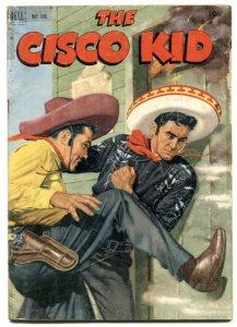 Cisco Kid #9 1952 -Dell Golden Age Western G