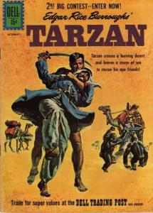 Tarzan (1948 series) #126, Fine- (Stock photo)